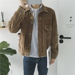 Real Boy - Button Jacket