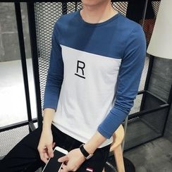 JVR - Color-Block T-Shirt