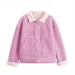 lilygirl - Fleece-Lined Jacket
