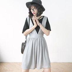Chika - Jumper Skirt