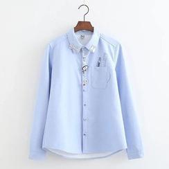 Nycto - 印花衬衫