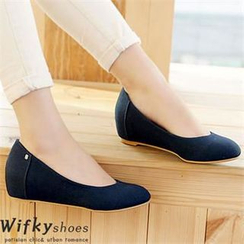 Wifky - Hidden-Wedge Shoes
