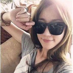 MOL Girl - Thick Frame Sunglasses