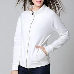 Rebecca - Print Zip Jacket