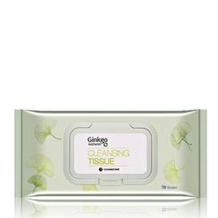 Charm Zone - Ginkgo Natural Cleansing Tissue 70 sheets
