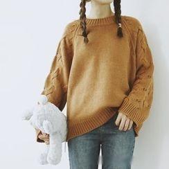 Polaris - Ribbed Sweater