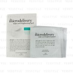 Philosophy - Microdelivery Triple-Acid Brightening Peel Pads