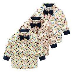 WellKids - Kids Long-Sleeve Printed Shirt