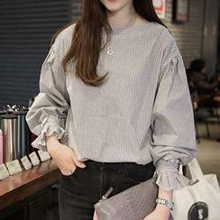 Rocho - 條紋襯衫