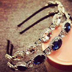 華娟 - 水鑽髮箍