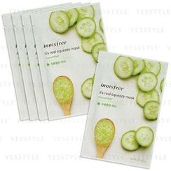 Innisfree - It's Real Squeeze Mask (Cucumber)