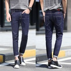 Denimic - 窄身牛仔褲