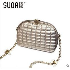 SUOAI - Stitched Shoulder Bag