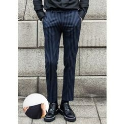 GERIO - Stripe Dress Pants