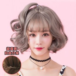 Clair Beauty - Short Full Wig - Wavy