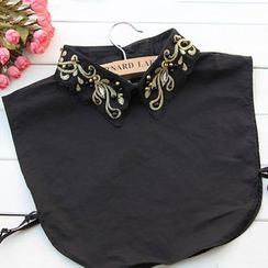 MIOW - 綴飾蕾絲裝飾領子