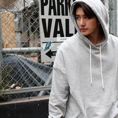 SCOU - Hooded Kangaroo-Pocket Pullover