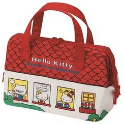 Skater - Hello Kitty Lunch Bag M (House)