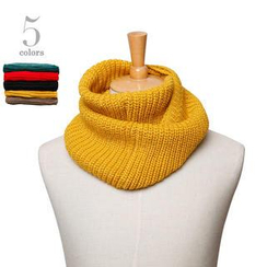 Chuoku - Circle Knit Scarf