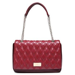 MBaoBao - Quilted Chain-Strap Shoulder Bag