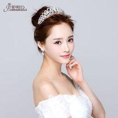 Puru Lia - Embellished Wedding Tiara