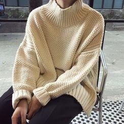 Cloud Nine - Turtleneck Sweater
