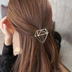 Avery - Diamond Hair Clip