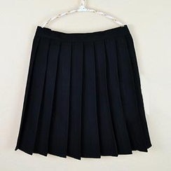 Skool - Pleated Skirt