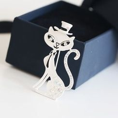 Love Generation - Cat Brooch