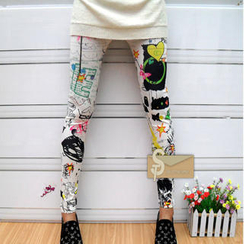 JVL - Print Leggings
