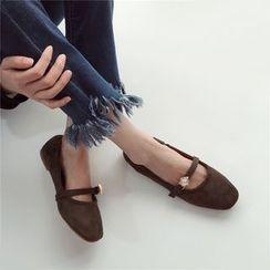 Linda Lane - 宝石平跟鞋