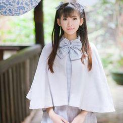 Jade Dragon - 羊毛披肩
