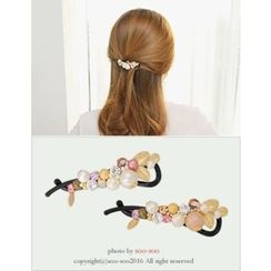 soo n soo - Embellished Hair Pin