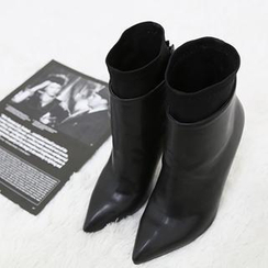 NANING9 - Pointy Ankle Boots