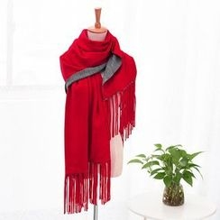 RGLT Scarves - Fringed Winter Scarf