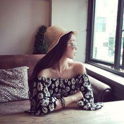 Ticoo - Bow Bucket Hat
