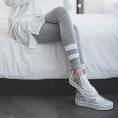 Corella - 條紋內搭褲