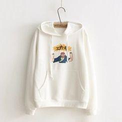 Tangi - Printed Hoodie