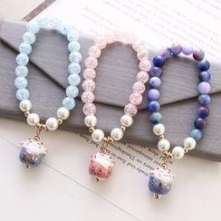 Aokuna - Crystal Drop Bracelet