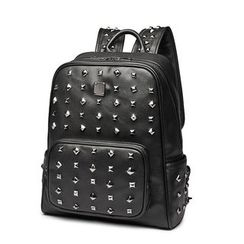 TESU - Studded Backpack