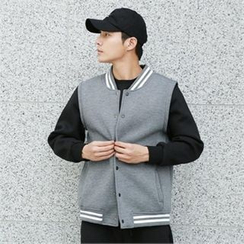 BYMONO - Sleeveless Neoprene Basketball Jacket