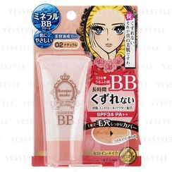 ISEHAN 伊勢半 - Heroine Make Lasting Mineral BB Cream SPF 34 PA++ (#02 Natural Beige)