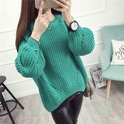 Loytio - Chunky Knit Sweater