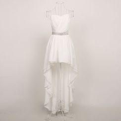 Bridal Workshop - 抹胸长尾礼服裙