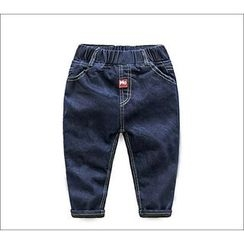 Seashells Kids - Kids Band Waist Jeans