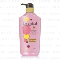 Kao - Essential Moisturizing Frizz Free Conditioner (Pink)