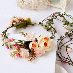 First Impression - Flower Tiara