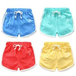 Seashells Kids - Kids Piped Sweat Shorts