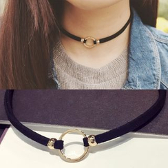 Miss Max - Ring Choker