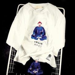 Streetstar - Print Short-Sleeve T-Shirt